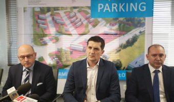Tarnobrzeg: Nowy większy parking w podstrefie Machów