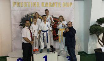 Rzeszów: Sukces tarnobrzeskich karateków.
