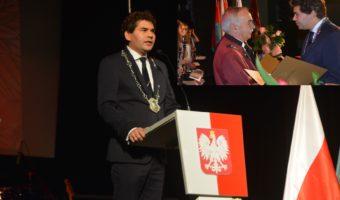 Stalowa Wola: Uroczysta sesja Rady Miejskiej.