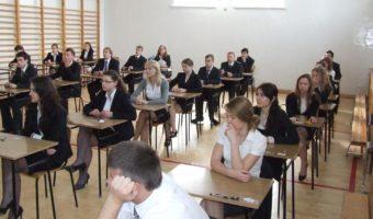 Sandomierz: Podwójny rocznik w szkołach średnich.
