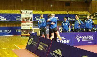 Tarnobrzeg. KTS Enea Siarka Tarnobrzeg w wielkim finale Ligi Mistrzyń w tenisie stołowym.