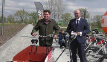 Stalowa Wola: Wreszcie ruszył system rowerów miejskich