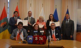 Stalowa Wola: Podpisano umowę na pierwsze dokumentacje do budowy s-74