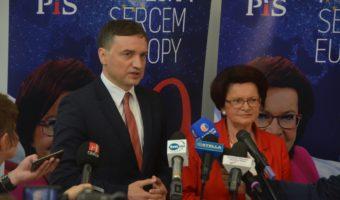 Stalowa Wola: Minister Ziobro odwiedził ośrodek