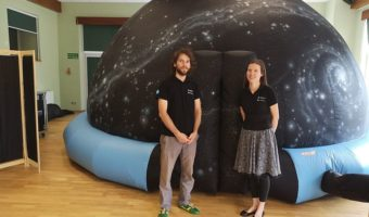 Baranów Sandomierski: Kosmos na wyciągnięcie ręki