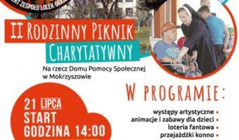 Tarnobrzeg: II Piknik Charytatywny przy DPS Mokrzyszów