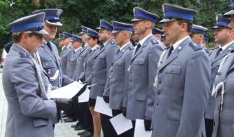 Tarnobrzeg: Święto policji