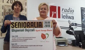 """Sandomierz: """"Senioralia"""" po raz piąty."""