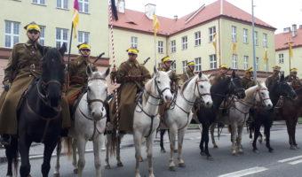 Sandomierz: Uroczyste obchody Narodowego Święta Niepodległości.