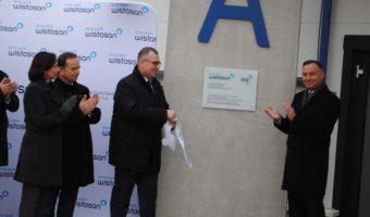 Stalowa Wola: Nowa hala produkcyjna ARP już otwarta