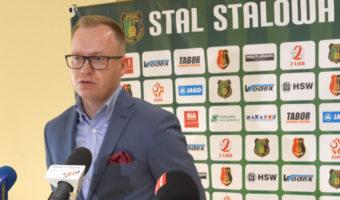 Stalowa Wola: Tomasz Solecki prezesem Stali Stalowa Wola