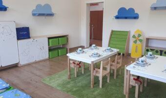 Zawichost: Otwarto Klub Dziecięcy 'Kraina Maluszka'.