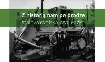 Stalowa Wola: Muzeum zaprasza na zwiedzanie wystawy plenerowej z przewodnikiem