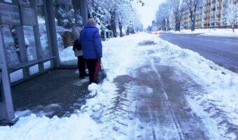 Stalowa Wola: Intensywne opady sprawdzianem dla służb miejskich