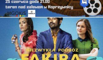 Koprzywnica:  Indyjski Tydzień w Koprzywnicy –  ciekawa wystawa i bezpłatne plenerowe kino nad zalewem