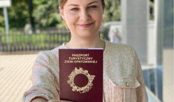 Opatów: Paszportem promują ziemię opatowską