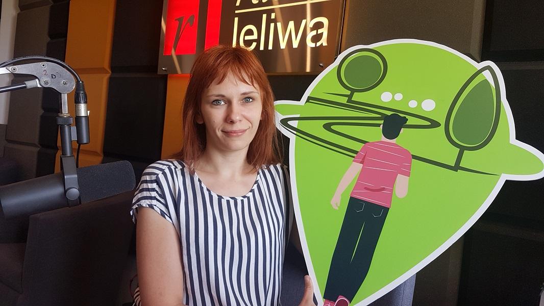 Rozmowa z Kają Chmiel – Kloc organizatorką tarnobrzeskiej Mobilnej Gry Miejskiej.