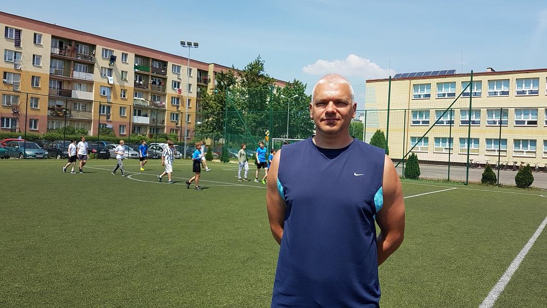 Pierwszy Triathlon Kids w Tarnobrzegu. Rozmowa.