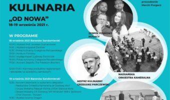 Baranów Sandomierski: Dwudniowe Europejskie Dni Dziedzictwa