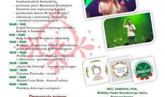 Sandomierz: Senioralia 2021.