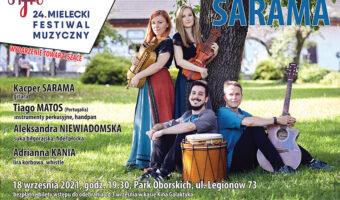 Mielec: SARAMA w ramach 24.MFM
