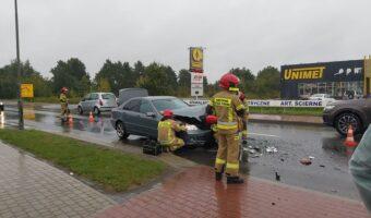 Tarnobrzeg. Trudne warunki na drogach. Uwaga kierowcy.