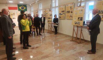Tarnobrzeg. 100 lat relacji dyplomatycznych między Polską a Brazylią na wystawie w TDK.
