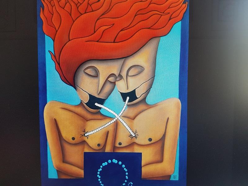 Plakaty Michała Stępnia.
